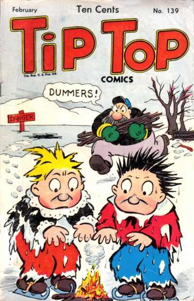 Cover for Tip Top Comics (United Feature, 1936 series) #v12#7 (139)
