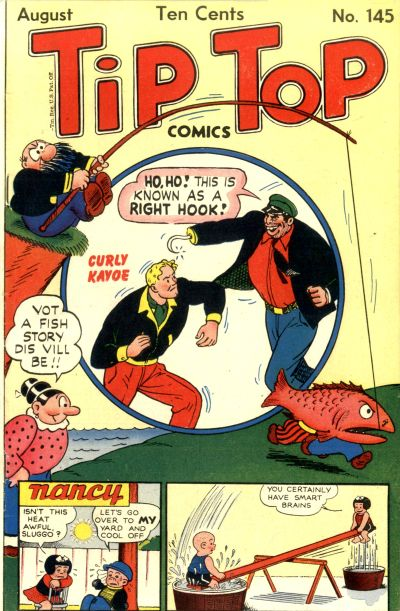 Cover for Tip Top Comics (United Feature, 1936 series) #v13#1 (145)