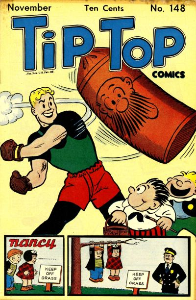 Cover for Tip Top Comics (United Feature, 1936 series) #148