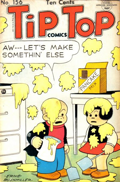 Cover for Tip Top Comics (United Feature, 1936 series) #156