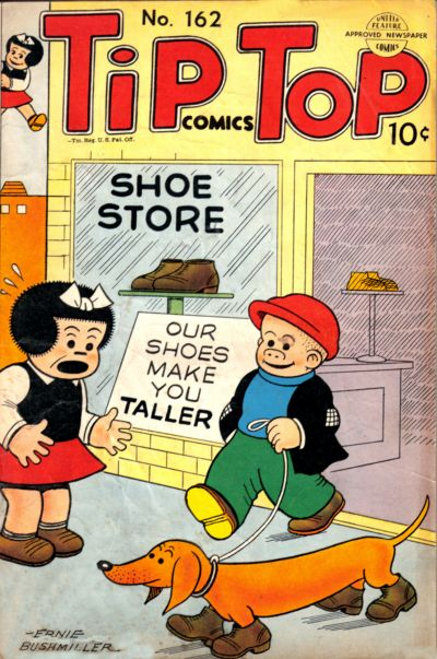 Cover for Tip Top Comics (United Feature, 1936 series) #162