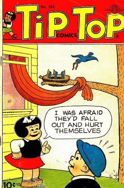 Cover for Tip Top Comics (United Feature, 1936 series) #182