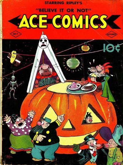 Cover for Ace Comics (David McKay, 1937 series) #7
