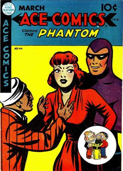 Cover for Ace Comics (David McKay, 1937 series) #144