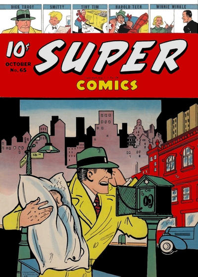 Cover for Super Comics (Western, 1938 series) #65