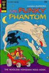 Cover Thumbnail for Hanna-Barbera The Funky Phantom (1972 series) #2 [Gold Key Variant]