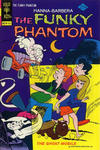 Cover Thumbnail for Hanna-Barbera The Funky Phantom (1972 series) #12 [Gold Key Variant]
