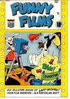 Cover for Funny Films (American Comics Group, 1949 series) #2