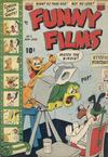Cover for Funny Films (American Comics Group, 1949 series) #5
