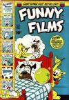 Cover for Funny Films (American Comics Group, 1949 series) #9