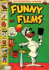 Cover for Funny Films (American Comics Group, 1949 series) #21
