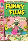 Cover for Funny Films (American Comics Group, 1949 series) #25