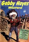 Cover for Gabby Hayes Western (Fawcett, 1948 series) #7