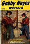 Cover for Gabby Hayes Western (Fawcett, 1948 series) #10