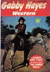 Cover for Gabby Hayes Western (Fawcett, 1948 series) #11