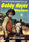 Cover for Gabby Hayes Western (Fawcett, 1948 series) #24
