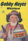 Cover for Gabby Hayes Western (Fawcett, 1948 series) #31