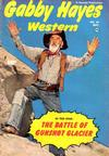 Cover for Gabby Hayes Western (Fawcett, 1948 series) #34