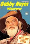 Cover for Gabby Hayes Western (Fawcett, 1948 series) #36
