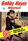 Cover for Gabby Hayes Western (Fawcett, 1948 series) #37