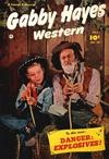 Cover for Gabby Hayes Western (Fawcett, 1948 series) #44