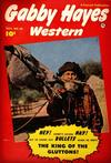 Cover for Gabby Hayes Western (Fawcett, 1948 series) #48