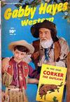 Cover for Gabby Hayes Western (Fawcett, 1948 series) #49