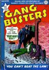 Cover for Gang Busters (DC, 1947 series) #17