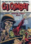Cover for G.I. Combat (Quality Comics, 1952 series) #8