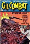 Cover for G.I. Combat (Quality Comics, 1952 series) #14