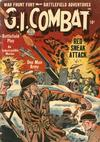 Cover for G.I. Combat (Quality Comics, 1952 series) #21