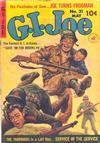 Cover for G.I. Joe (Ziff-Davis, 1951 series) #21