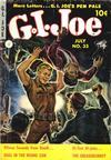 Cover for G.I. Joe (Ziff-Davis, 1951 series) #33