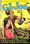 Cover for G.I. Joe (Ziff-Davis, 1951 series) #34
