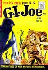 Cover for G.I. Joe (Ziff-Davis, 1951 series) #44