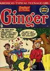 Cover for Ginger (Archie, 1951 series) #2