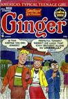 Cover for Ginger (Archie, 1951 series) #6