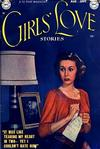 Cover for Girls' Love Stories (DC, 1949 series) #1