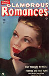 Cover for Glamorous Romances (Ace Magazines, 1949 series) #50