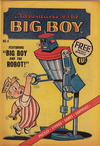 Cover for Adventures of the Big Boy (Marvel, 1956 series) #4 [East]