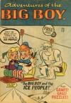 Cover for Adventures of the Big Boy (Marvel, 1956 series) #12 [East]