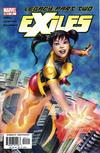 Cover for Exiles (Marvel, 2001 series) #21 [Direct Edition]