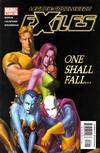 Cover for Exiles (Marvel, 2001 series) #22 [Direct Edition]