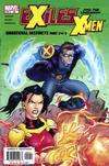 Cover for Exiles (Marvel, 2001 series) #29 [Direct Edition]