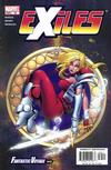 Cover for Exiles (Marvel, 2001 series) #35 [Direct Edition]