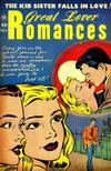 Cover for Great Lover Romances (Toby, 1951 series) #6