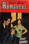 Cover for Great Lover Romances (Toby, 1951 series) #11