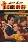 Cover for Great Lover Romances (Toby, 1951 series) #16