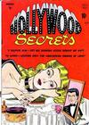 Cover for Hollywood Secrets (Quality Comics, 1949 series) #2