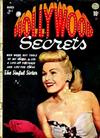 Cover for Hollywood Secrets (Quality Comics, 1949 series) #3